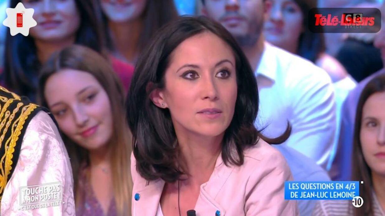 Fabienne Carat: lourdement draguée par Jean-Michel Maire, elle le remet en place