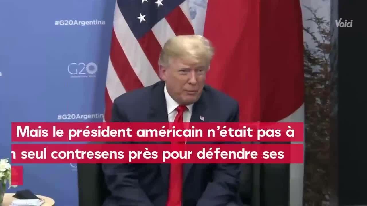 Des Manifestations Trump Se Gilets Et Donald Réjouit Lance Jaunes EwSqqxXnYf