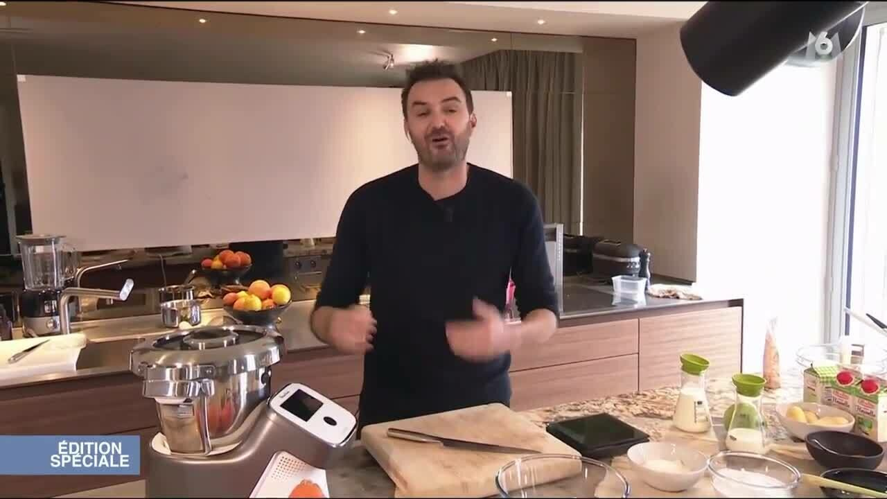 Video Cyril Lignac Donne Ses Astuces Pour Garder La Ligne Pendant