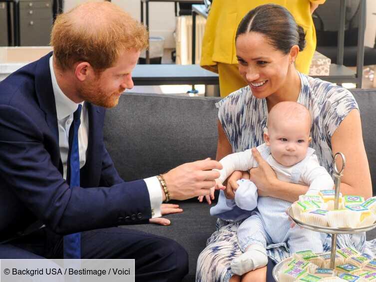 PHOTO Meghan Markle et le prince Harry dévoilent un rare et adorable cliché d'Archie pour ses deux ans