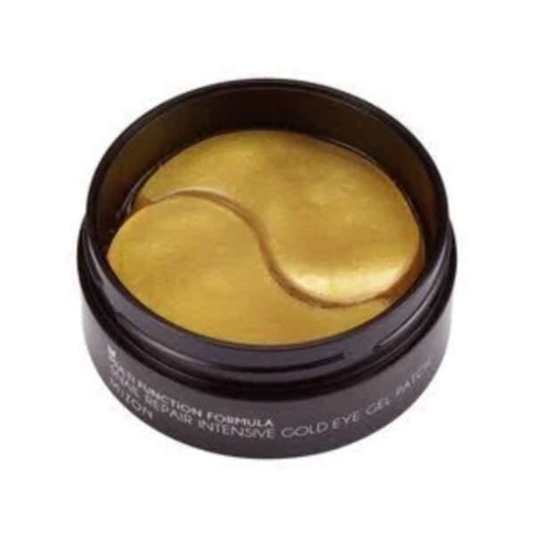 Patch-gel réparateur intense pour les yeux, Mizon, 13,85€