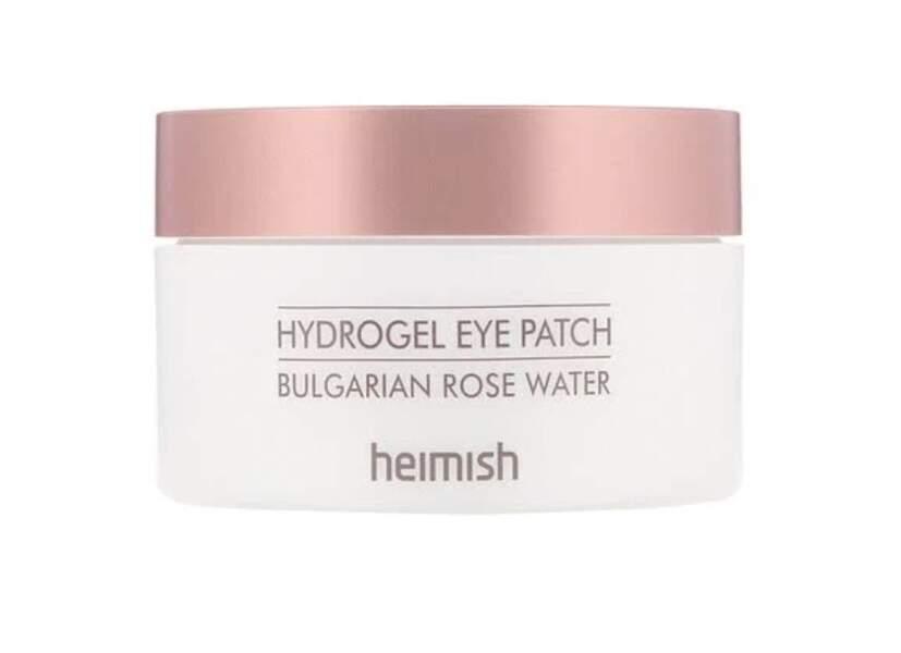 Patch hydrogel pour les yeux, Heimish, 10,40€