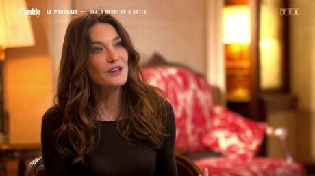 Carla Bruni-Sarkozy évoque les «prédateurs» qu'elle a croisés durant sa carrière de mannequin