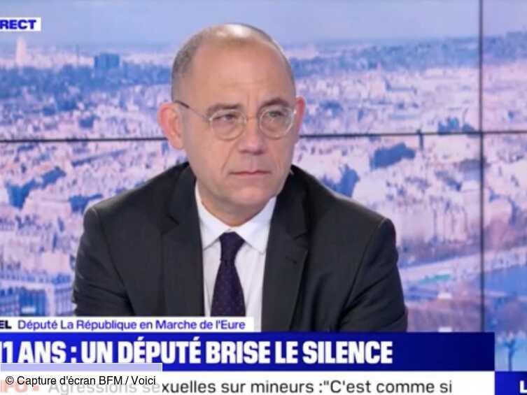 VIDEO Violé à onze ans, le député Bruno Questel livre un bouleversant témoignage