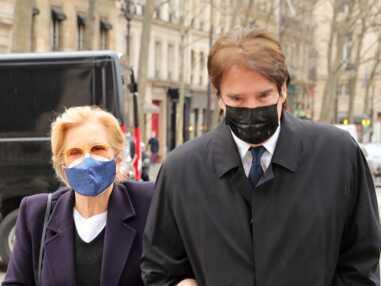 VOICI Mort de Pierre Cardin : Brigitte Macron, Sylvie Vartan et Pierre-Jean Chalençon présents à la messe hommage