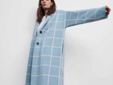 10 Manteaux à carreaux