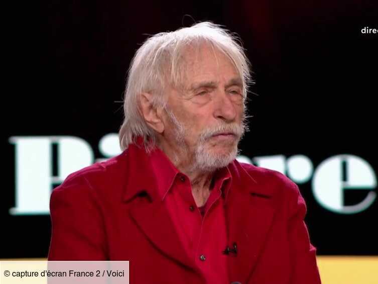 VIDEO Pierre Richard ému par la surprise d'un grand sportif étranger dans 20h30 le dimanche