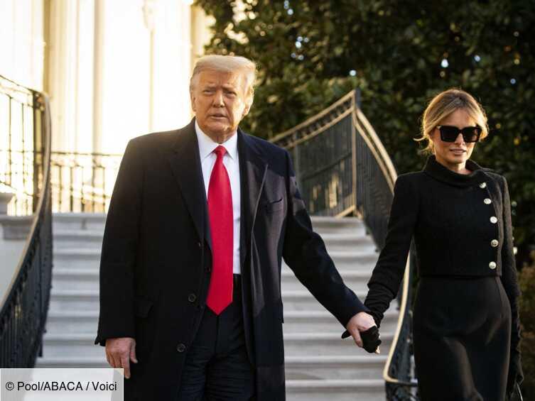 Donald Trump : les étonnantes révélations du personnel de la Maison-Blanche sur l'ancien président