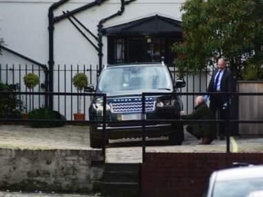 Prince Philip opéré du coeur : les premières images de sa sortie de l'hôpital