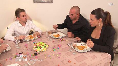 VIDEO Un dîner presque parfait: un candidat tente le trompe-l'œil, c'est un désastre