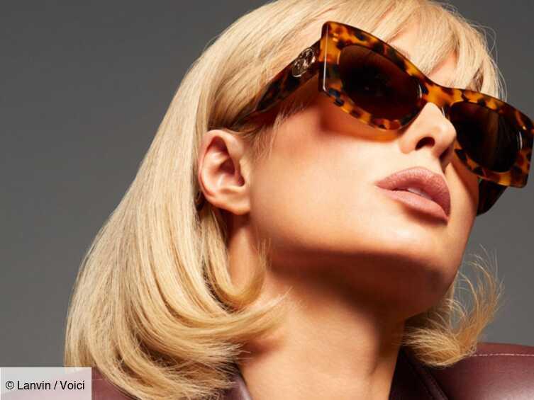 Paris Hilton : elle change radicalement de look pour une maison de couture parisienne!