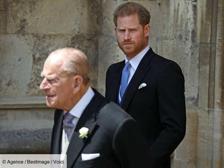 VIDEO Mort du prince Philip : où en étaient les relations du duc d'Edimbourg avec le prince Harry?