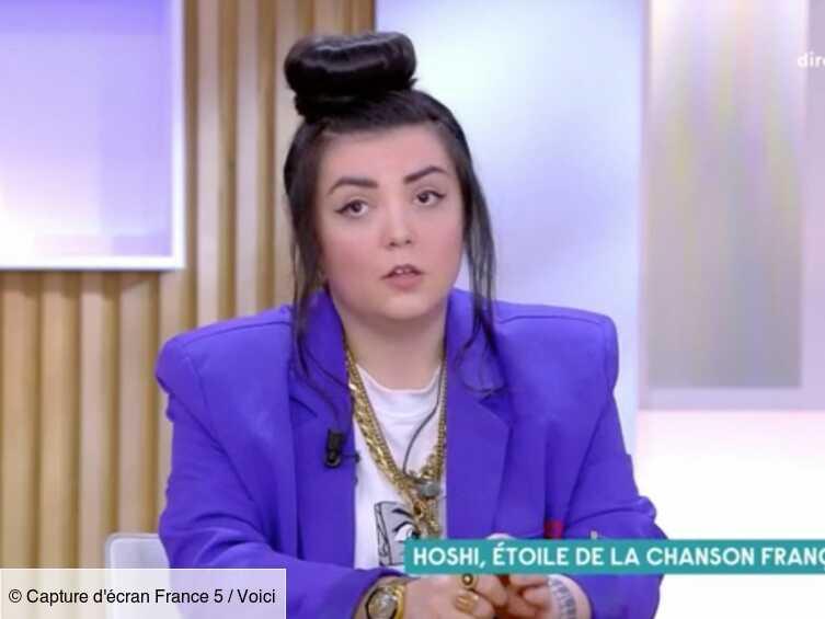 VIDEO Hoshi atteinte de surdité : la chanteuse raconte son combat « quotidien » dans C à vous