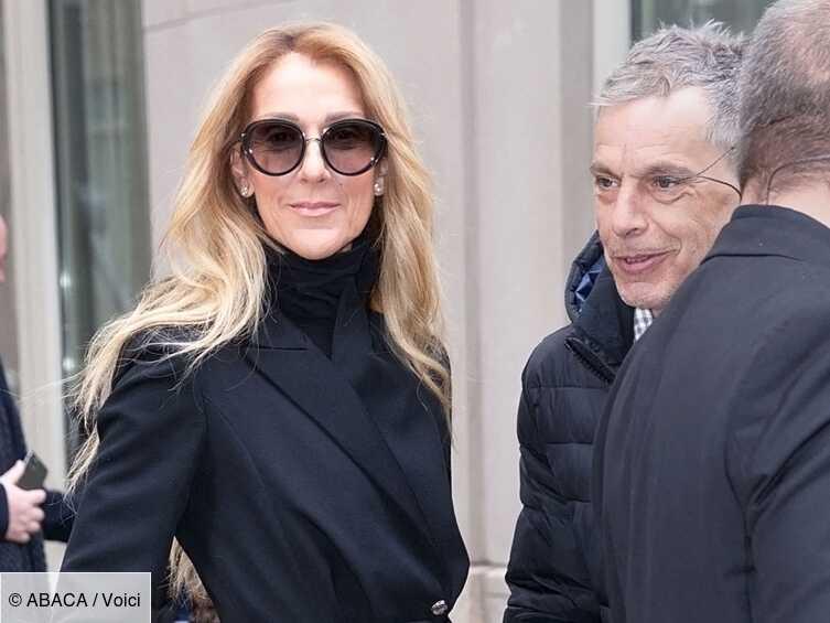PHOTO Céline Dion en deuil : son émouvant hommage au chanteur Michel Louvain, décédé à l'âge de 83 ans