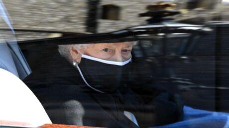 PHOTOS L'émotion de la famille royale, l'arrivée d'Elizabeth II: revivez les obsèques émouvantes du prince Philip