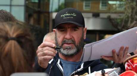 «C'est une honte!»: Eric Cantona pousse un énorme coup de gueule sur les réseaux sociaux
