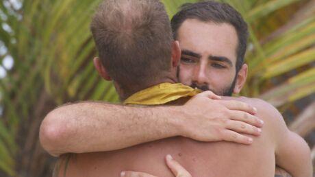 Koh-Lanta, les armes secrètes: Mathieu éliminé après un duel surprise contre son allié Thomas