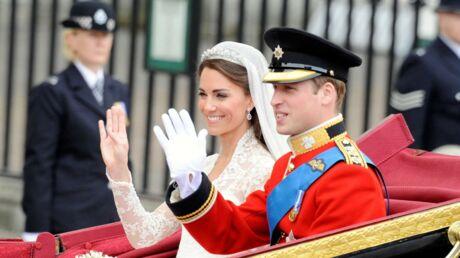 PHOTOS 10 ans de mariage de Kate et William: les plus beaux clichés qui retracent leur histoire d'amour