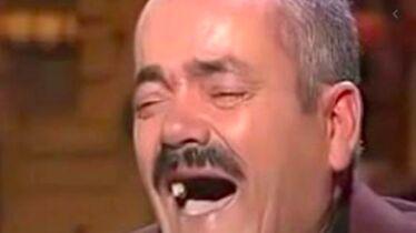 Le fou rire le plus communicatif du siècle