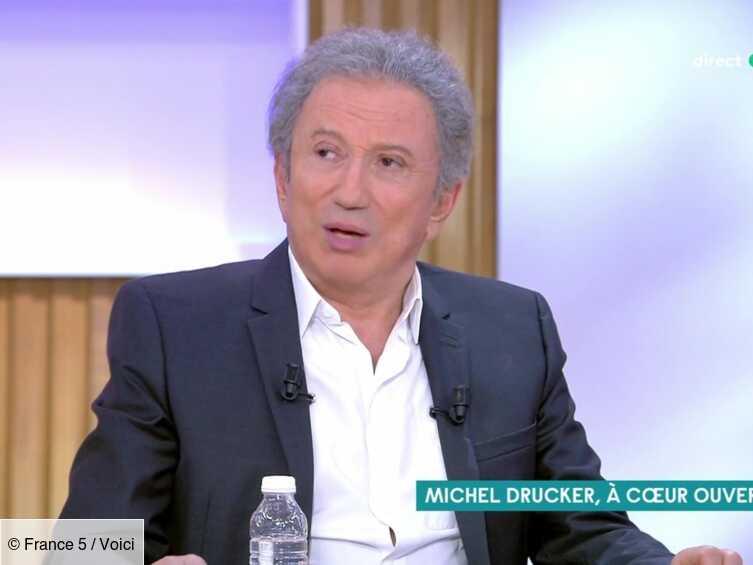 VIDEO Michel Drucker : ce dîner où il a tout fait pour fuir une grande star américaine