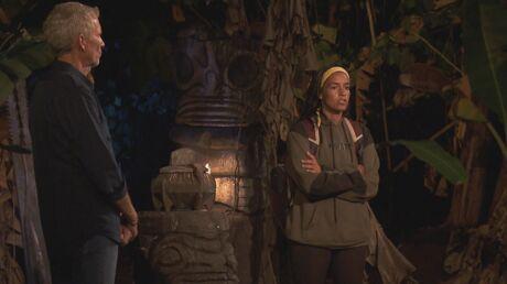 Koh-Lanta, Les Armes Secrètes: éliminée, Myriam s'en prend aux autres aventuriers