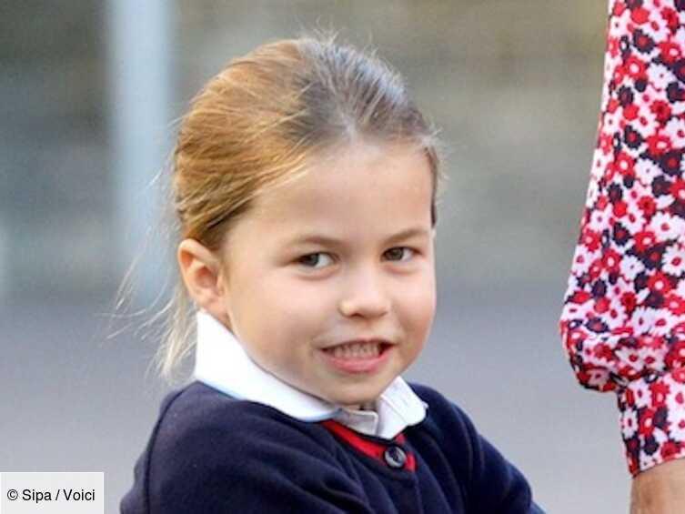 Pourquoi Charlotte, la fille de Kate et William, utilise un nom différent à l'école