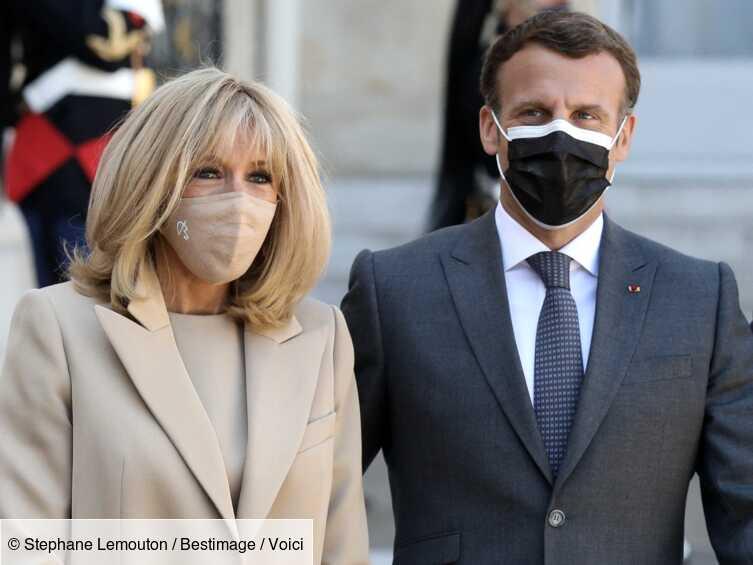 Brigitte et Emmanuel Macron : cette dispute du couple qui a fait « trembler les murs de l'Élysée »
