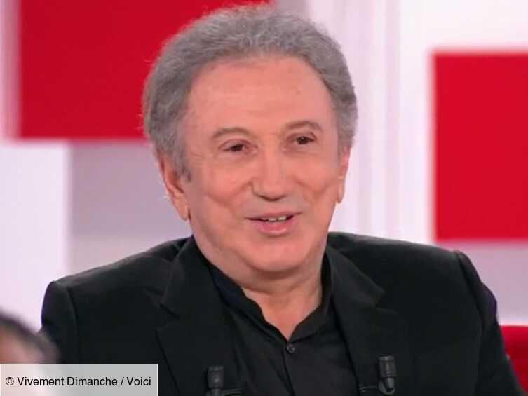 Video Vivement Dimanche Michelle Drucker Addresses Jean Paul Belmondo And Invokes A Pleasant Memory With The Actor