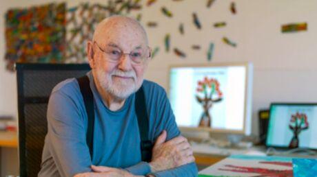 Mort d'Eric Carle, père de La chenille qui fait des trous, à l'âge de 91 ans