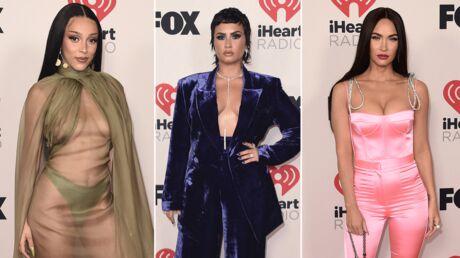 DIAPO Demi Lovato, Megan Fox… Les looks les plus sexy des iHeartRadio Music Awards 2021
