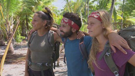 Koh-Lanta, Les armes secrètes: ce que prévoient de faire Lucie, Maxine et Jonathan avec les 100 000 euros