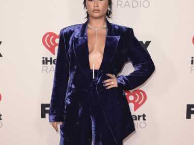 VOICI - Demi Lovato, Megan Fox… Les looks les plus sexy des iHeartRadio Music Awards 2021