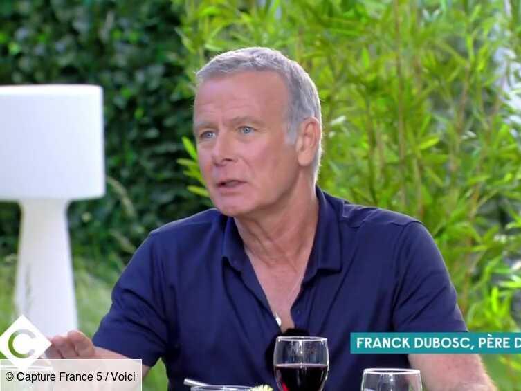VIDEO Franck Dubosc « abandonné » par sa femme : il raconte une période difficile dans C à vous