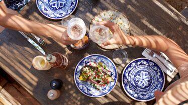 Du soleil dans les assiettes