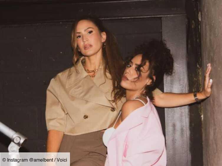 PHOTO Amel Bent : sa déclaration émouvante à son amie Vitaa sur Instagram