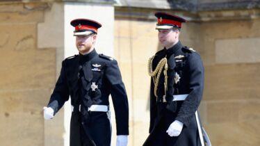 «William a jeté Harry dehors»