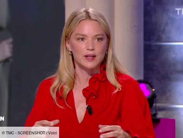 Virginie Efira à l'affiche de Benedetta : sa réaction quand Paul Verhoeven lui a annoncé qu'il y aurait « beaucoup de sexe » dans le film