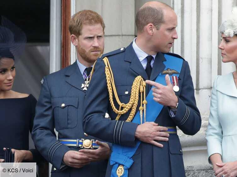 Kate Middleton et William : cette crainte qui les empêche de renouer le contact avec Meghan Markle et Harry