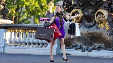 La reine du shopping, c'est vous!