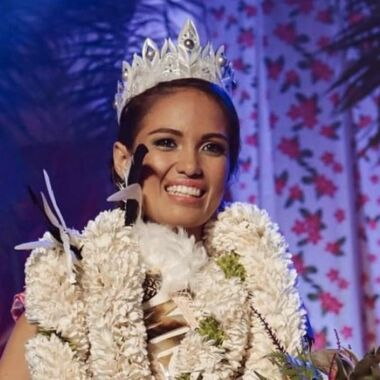 Tumateata Buisson - Miss Tahiti 2021