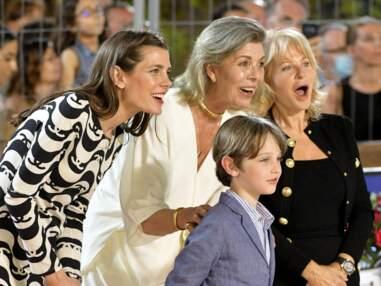 Charlotte Casiraghi : première apparition officielle de son fils Raphaël Elmaleh à une manifestation monégasque