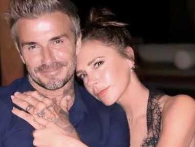 PHOTOS 22 ans de mariage de Victoria et David Beckham : leurs plus beaux clichés de couple