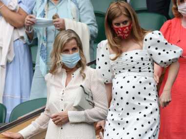 PHOTOS Wimbledon : la princesse Beatrice dévoile son baby bump au côté de son époux Edoardo Mapelli Mozzi