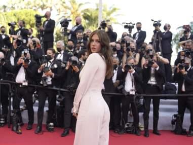 PHOTOS Festival de Cannes 2021  : Adèle Exarchopoulos ose le maxi décolleté, Isabelle Adjani dévoile son soutien-gorge, Marion Cotillard en total look jean