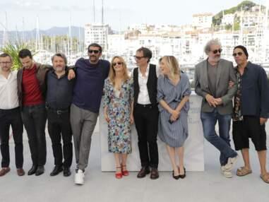 PHOTOS Festival de Cannes 2021 : Jules Benchetrit aux côtés de son père et de sa belle-mère