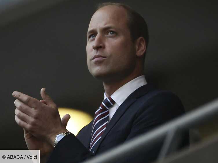 Euro 2021 : le message bouleversant du prince William à l'équipe d'Angleterre après la défaite face à l'Italie