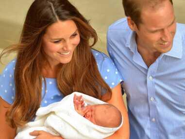 PHOTOS Prince George fête ses 8 ans : découvrez l'évolution physique de l'héritier du trône