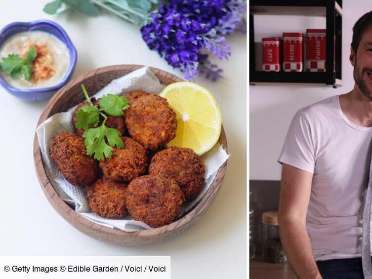 Recette : les délicieux falafels de Grégory Cuilleron, parfaits pour un apéro végétarien