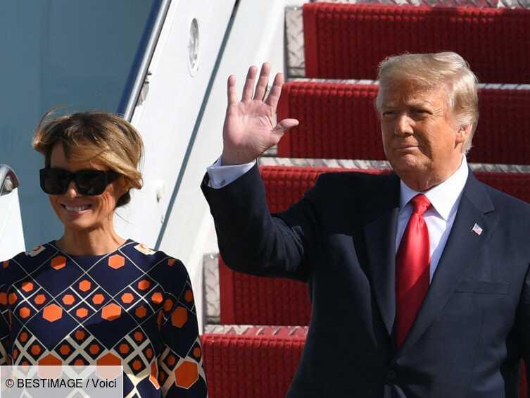 Melania et Donald Trump séparés? Selon un spécialiste, ils n'habiteraient pas ensemble