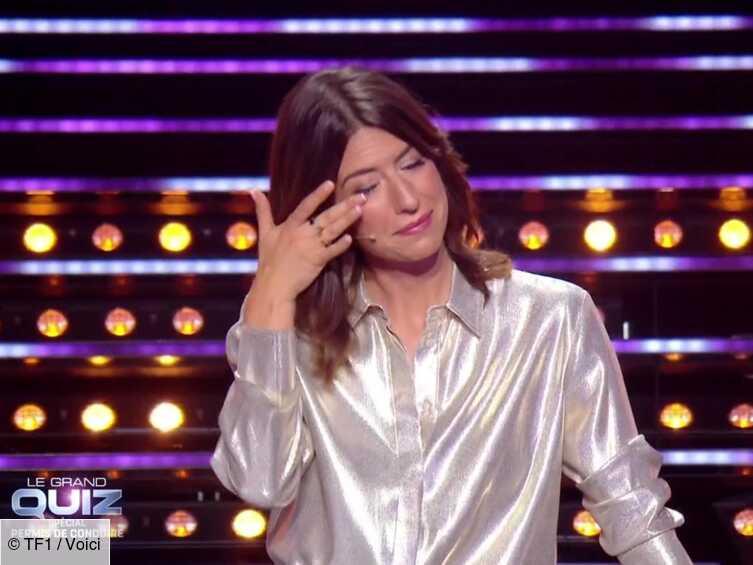 Hélène Mannarino (Le Grand Quiz) : Yoann Riou l'a fait pleurer pour sa première sur TF1